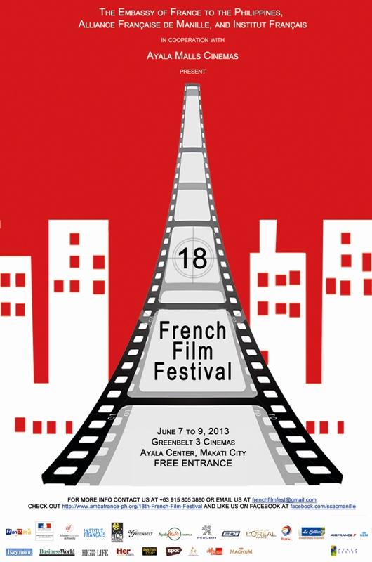 18thfrenchfilmfestival